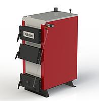 Твердотопливный котел длительного горения Kotlant КМ-15 кВт с механическим регулятором тяги