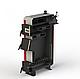 Твердотопливный котел длительного горения Kotlant КМ-15 кВт с автоматикой и вентилятором, фото 3