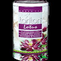 Чай Тарлтон  Лотос 200 гр Ж/Б