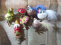 Эксклюзивные ёлочные игрушки фирмы Ирэна
