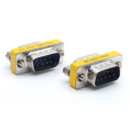 Переходник COM RS-232 DB9 (M) - DB9 (M)