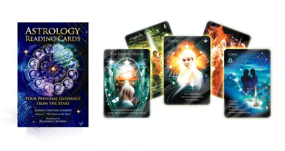 Astrology Reading Cards/ Астрологічні Карти