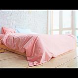 Постельное белье Pink Сатин однотонный, фото 2