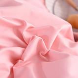 Постельное белье Pink Сатин однотонный, фото 3