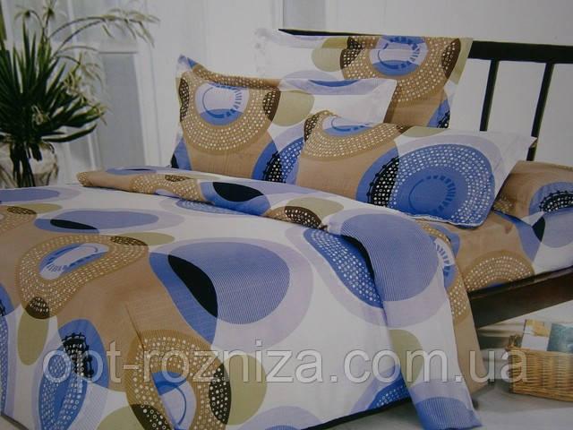 Сатиновые постельные комплекты с четырмя наволочками