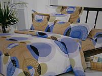 Сатиновые постельные комплекты с четырмя наволочками, фото 1