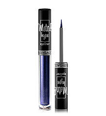Кольорова підводка для очей Luxvisage Metal Hype Eyeliner №03 Sapphire blue
