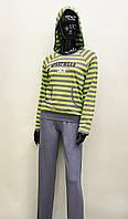 Женский домашний костюм (кофта и штаны) Сocoon