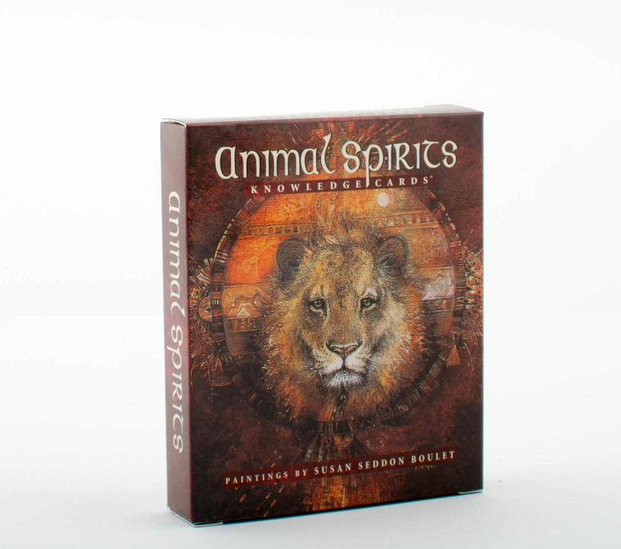 Animal Spirits Knowledge Cards/ Карти Знань про Духів Тварин