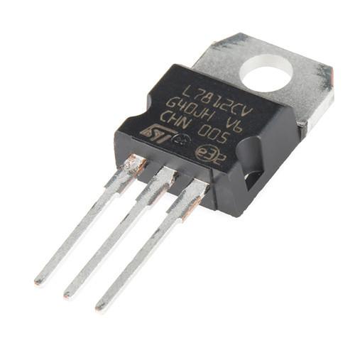 Чип L7809CV L7809 TO220, Cтабилизатор напряжения линейный +9В 1.5А