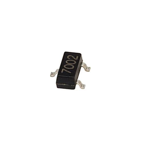 Чип N7002 2N7002 7002 SOT23, Транзистор полевой 60В 0.2А