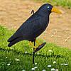 Ворон для отпугивания птиц Springos GA0131, фото 2