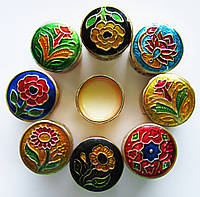 Lotus твёрдые сухие духи, 4 гр, фото 1