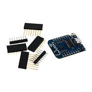 Wemos D1 mini WiFi на базе ESP8266, плата Arduino, фото 2