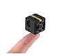 Мини камера SQ11 OMG 1920*1080P Full HD Black, фото 2