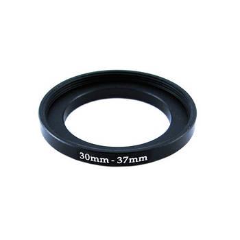 Повышающее степ кольцо 30-37мм для Canon, Nikon
