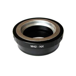 Адаптер перехідник M42 - Samsung NX, кільце Ulata
