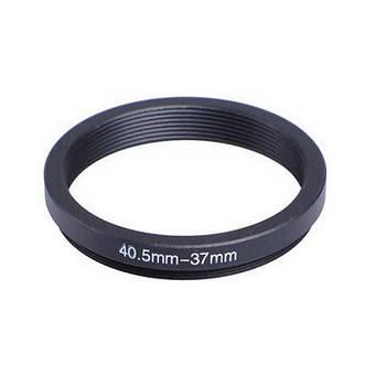 Понижающее степ кольцо 40.5-37мм для Canon, Nikon