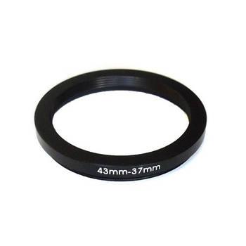 Понижувальний степ кільце 43-37мм для Canon, Nikon