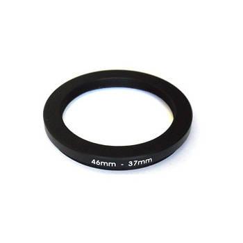 Понижающее степ кольцо 46-37мм для Canon, Nikon
