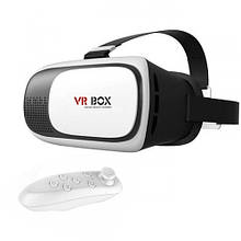 Очки виртуальной реальности VR BOX 3D-очки геймпад