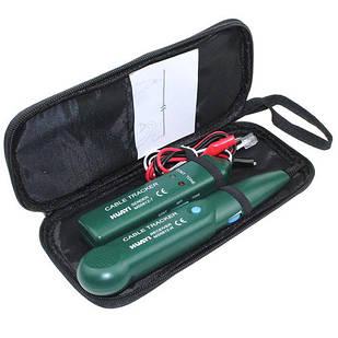 Кабельный тестер трассоискатель 1.5КГц/100-300КГц MS6812