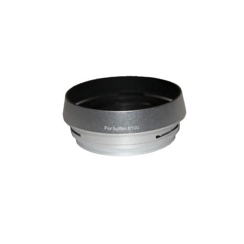 Бленда LH-JX100 для FujiFilm X100 Fuji серебристая