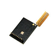 Радиомодуль SI4432 433МГц 1000м трансивер, Arduino, фото 2