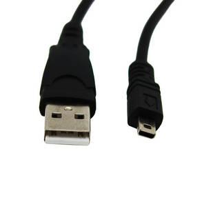 H07 USB кабель Nikon UC-E6 D5000 P50 S3000 Olympus CB-USB7 FE-20