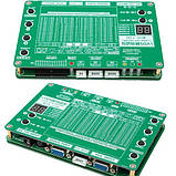 """Тестер матриц LCD ЖК дисплеев 7-84"""" LVDS VGA 60 программ T-60S +БП, фото 2"""