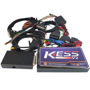 KESS MASTER 2.23 V5.017 программатор ЭБУ ECU автомобилей