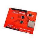 LCD TFT 2.4 дисплей 320x240, тачскрин, microSD, Arduino, фото 2