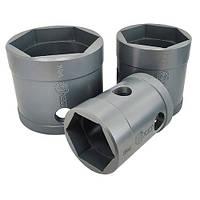 Головка ступичная 65мм усиленная (6-гранная) (ХЗСО) WHS6065