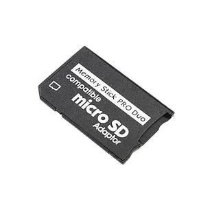 MicroSD TF - Memory Stick Pro Duo адаптер
