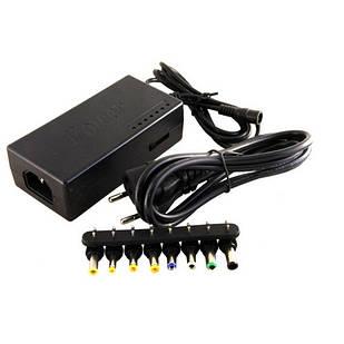 Блок питания универсальный для ноутбука 12-24В 96Вт адаптер 8 штекеров