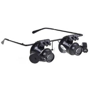 Увеличительные очки для ювелиров и часовщиков, 20X лупа