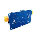 Преобразователь напряжения понижающий LM2596 4-40 на 1-37В, вольтметр, USB, фото 2