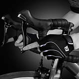 Рукавички велосипедні без пальців гелієві М, 7.7-8.7см, RockBros S107, фото 2