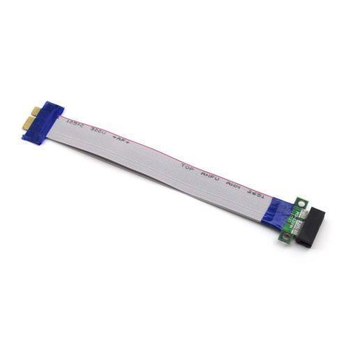 PCI-Express PCI-E 1x райзер гибкий удлинитель PCI