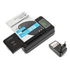 Универсальная зарядка батарей с ЖК дисплеем и USB, фото 2