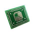 TQFP QFP 32-100 на DIP 32-100 переходник адаптер, фото 2