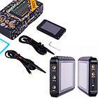 Портативний чотирьохканальний цифровий осцилограф DS213 DSO213 100Мвыб/с, фото 2