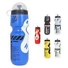 Фляга, бутылка велосипедная 0.65л, вело, пластик, фото 2