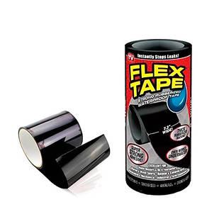 Водонепроникна ізоляційна стрічка FLEX TAPE 150х18см прогумована