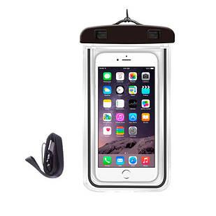 Водонепроницаемый чехол IPX8 для смартфона телефона