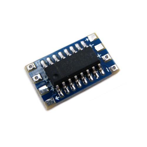 Міні конвертер адаптер RS232 - TTL MAX3232 Arduino