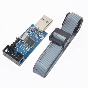 USB програматор USBASP AVR ATMEGA8 ATMEGA128