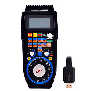 Пульт управления беспроводной WHB04B-4 для ЧПУ станка Mach3, 4 оси