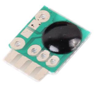 Модуль звуковой, плата электронная полицейская сирена 3-4.5В