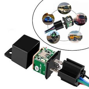 GPS GSM трекер для авто мото грузовика c блокировкой двигателя Micodus MV720